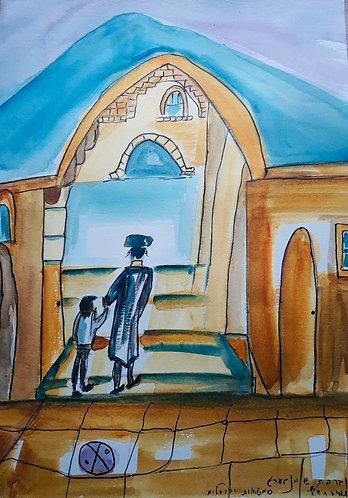 Alleyways of Jerusalem