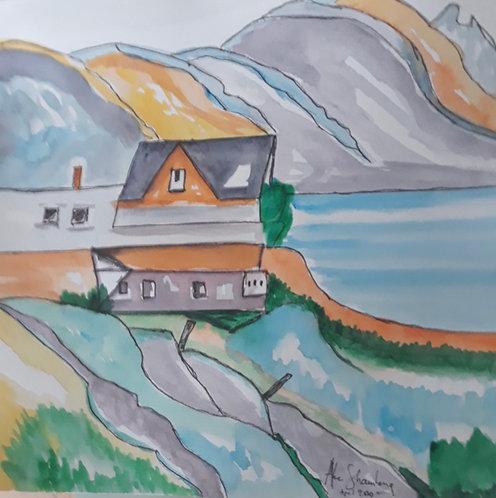 Cerulean Cliffs
