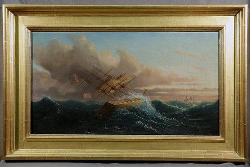 19th Century Ship - Le Grand