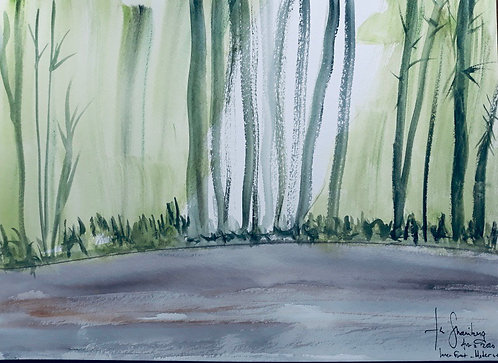 Inner Forest- Moderne