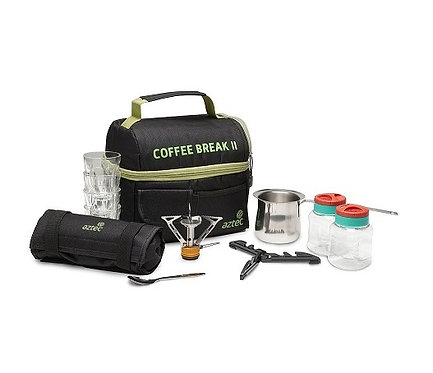 ערכת קפה מקצועית Aztec Coffe Break II