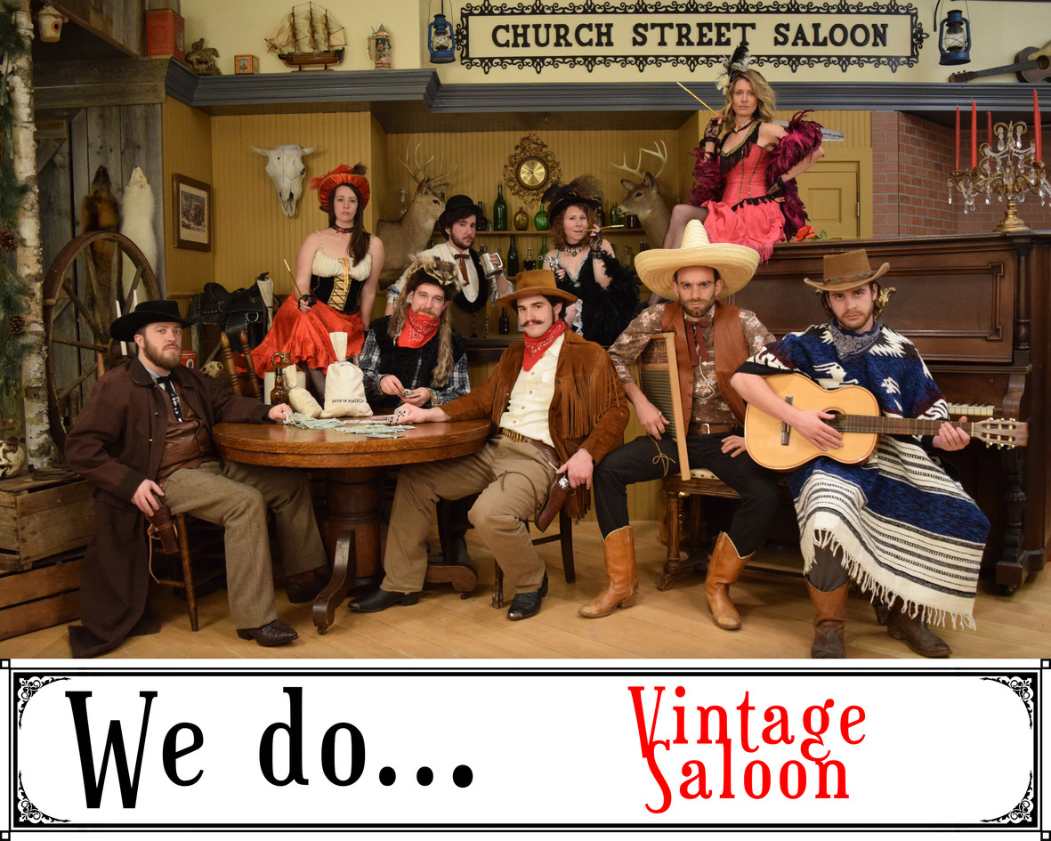 We Do Vintage Saloon