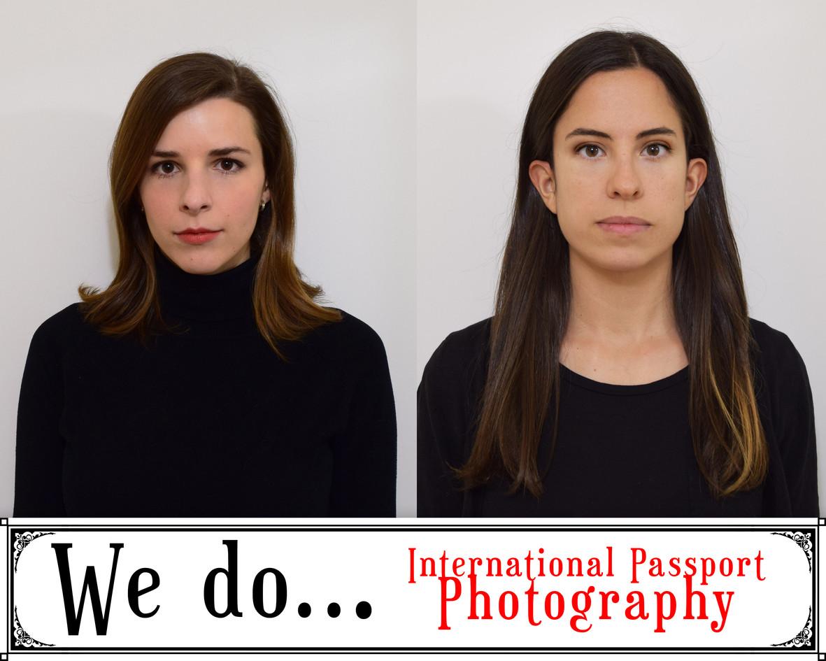We Do International Passports