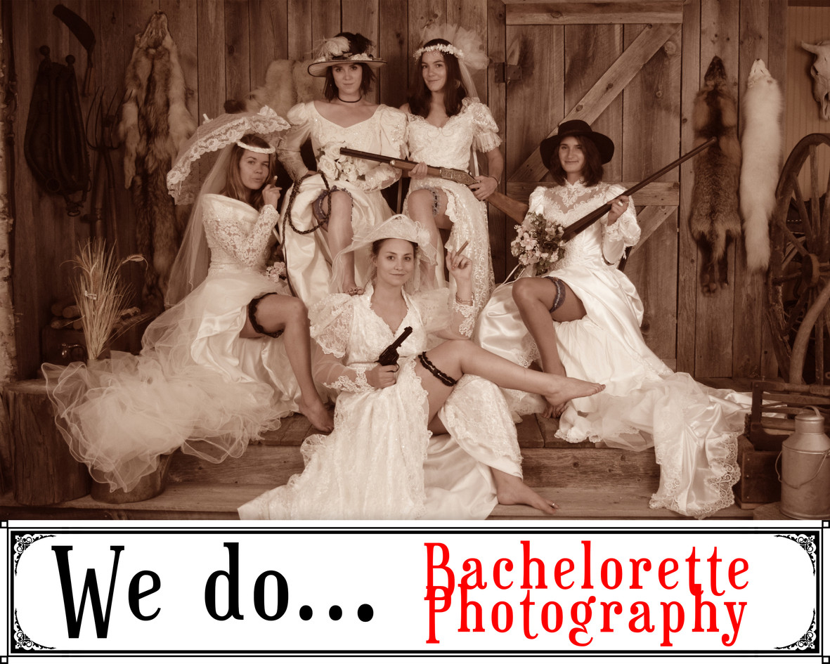 We Do Bachelorette Photography
