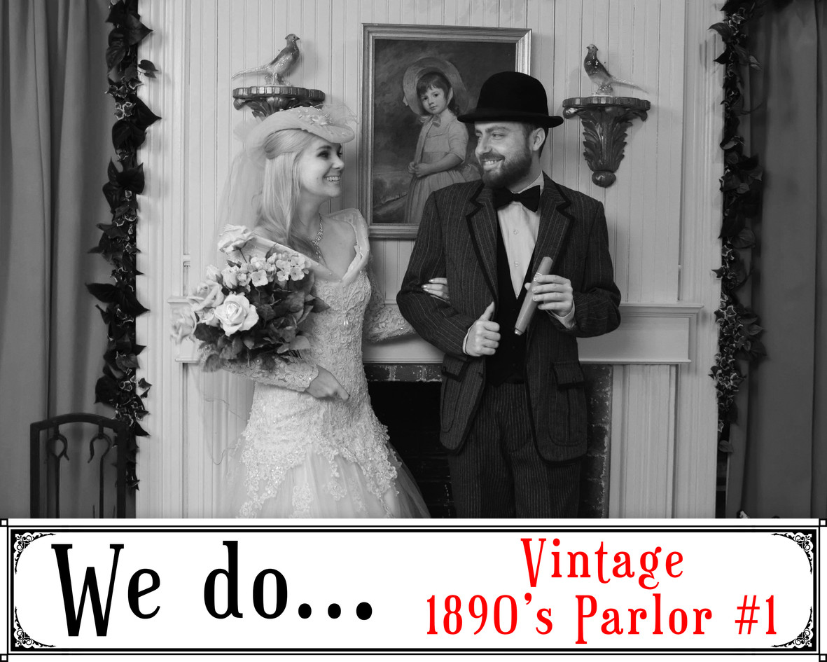 We Do Vintage 1890's Parlor