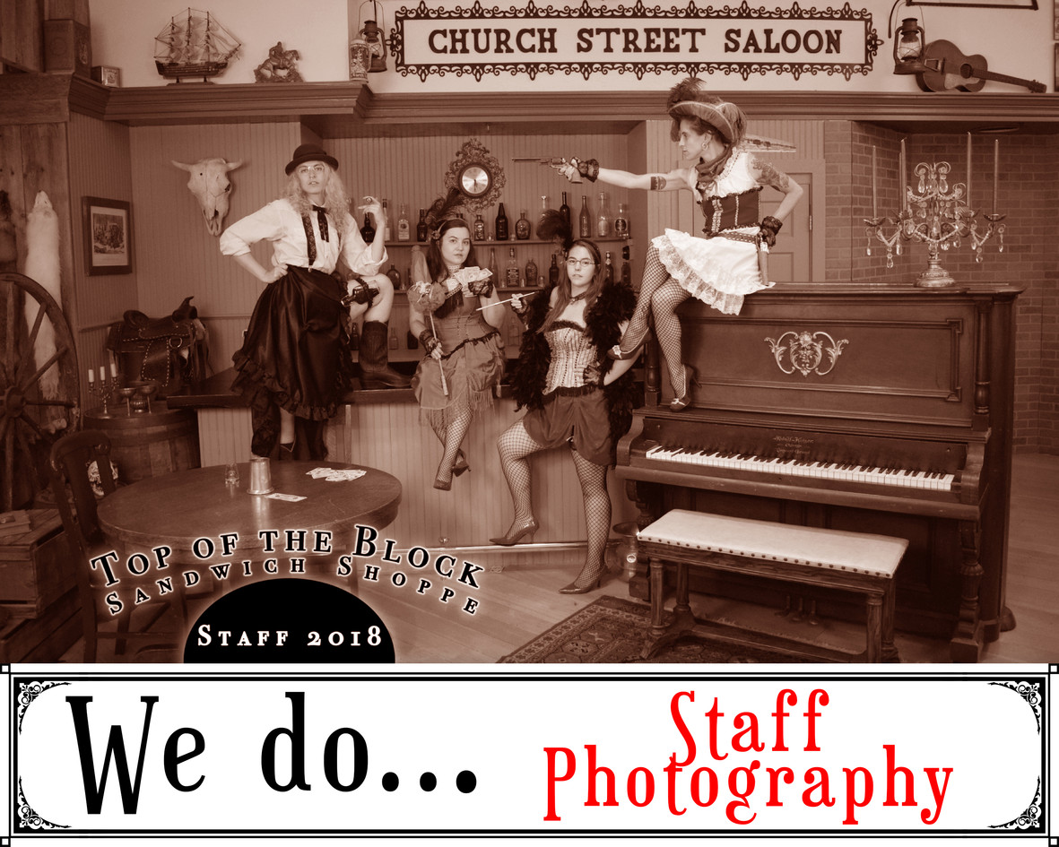 We Do Staff Photography