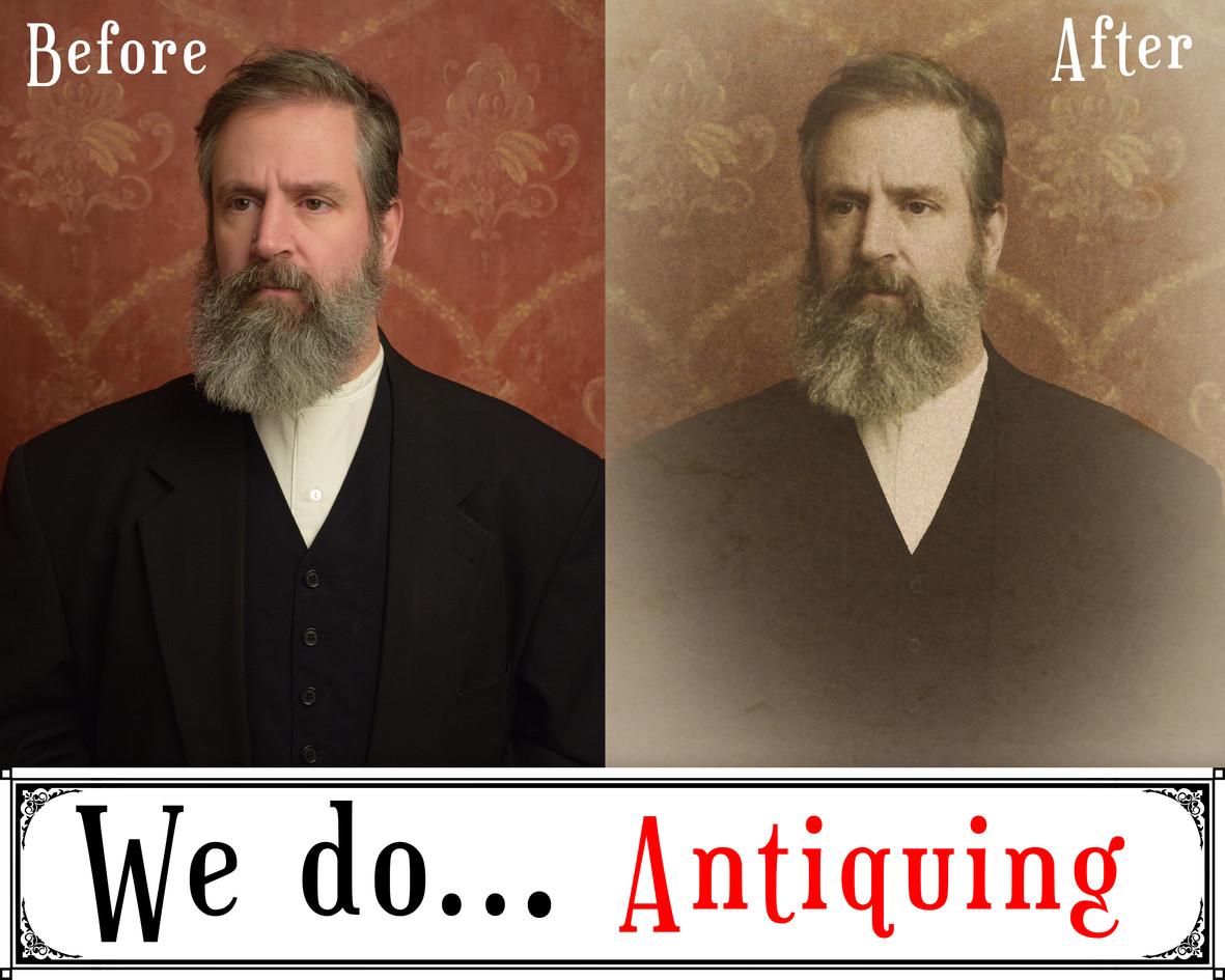 We Do Antiquing
