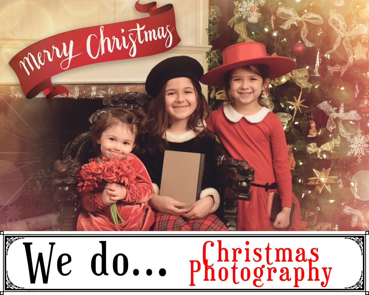 We Do Christmas Photography