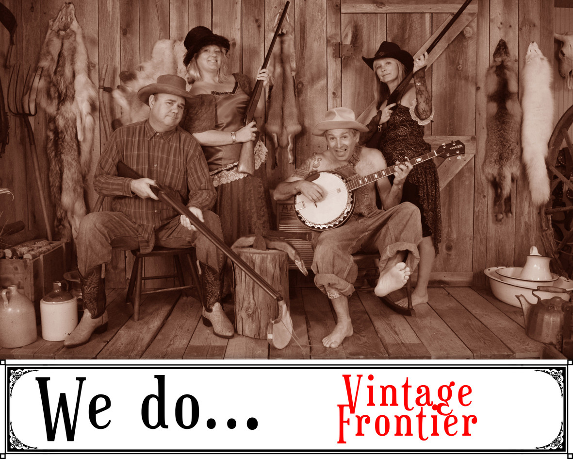 We Do Vintage Frontier