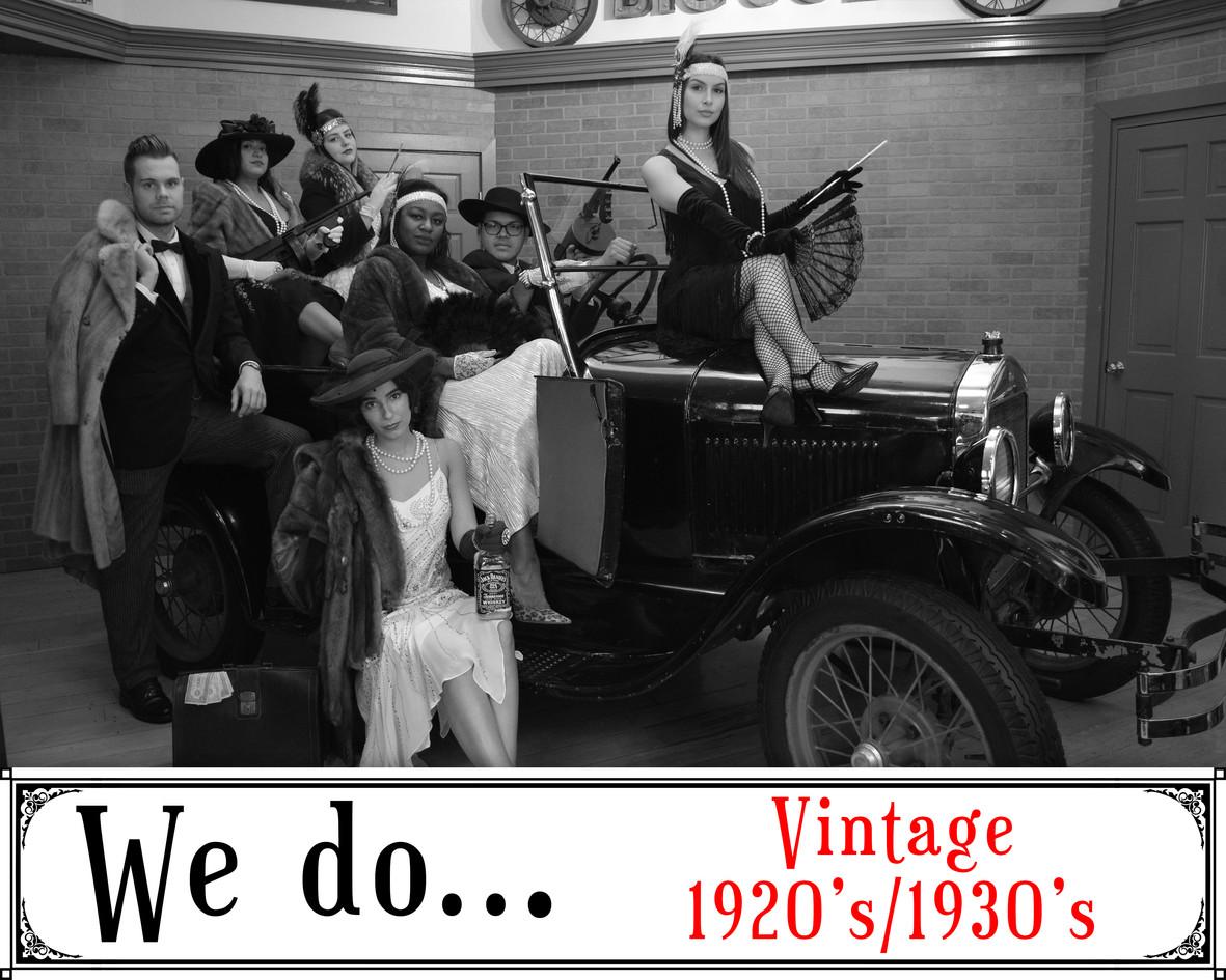 We Do Vintage 1920's/1930's