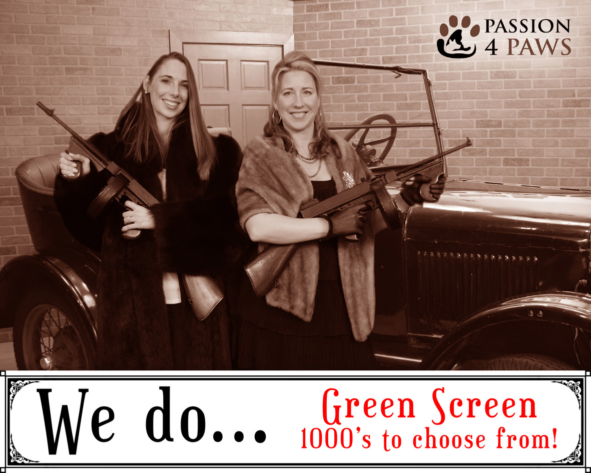 We Do Green Screen Photography