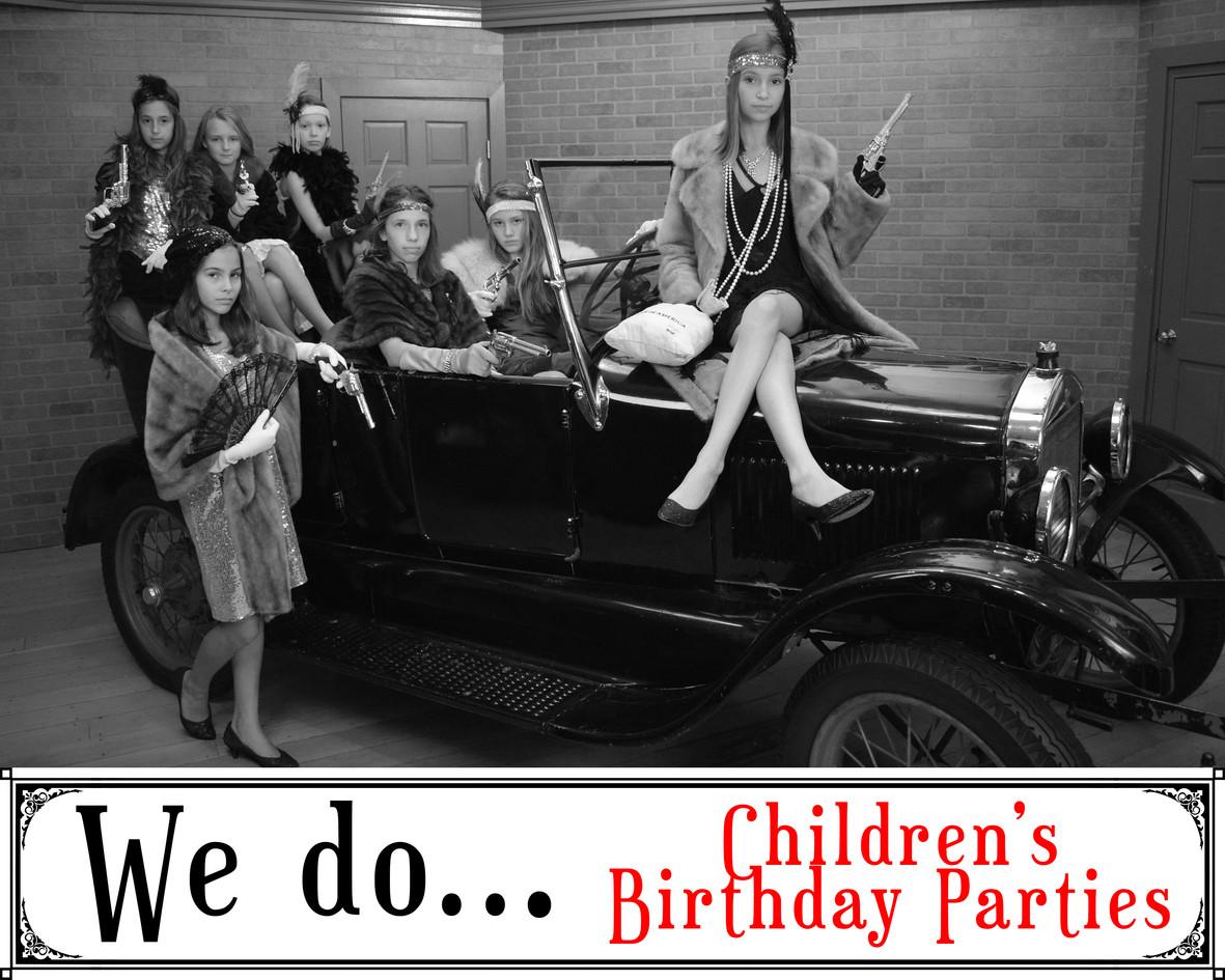 We Do Children's Birthday Parties