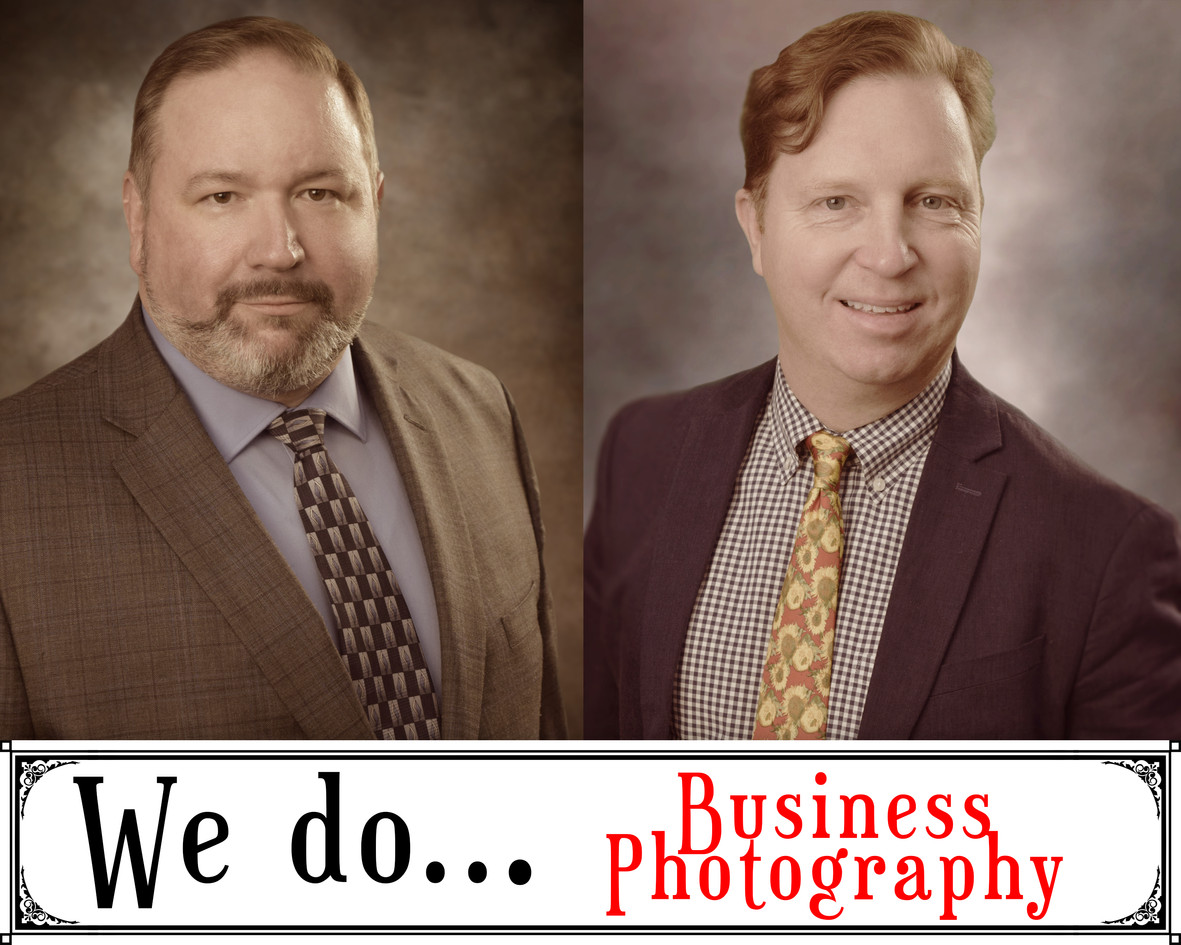 We Do Business Photography