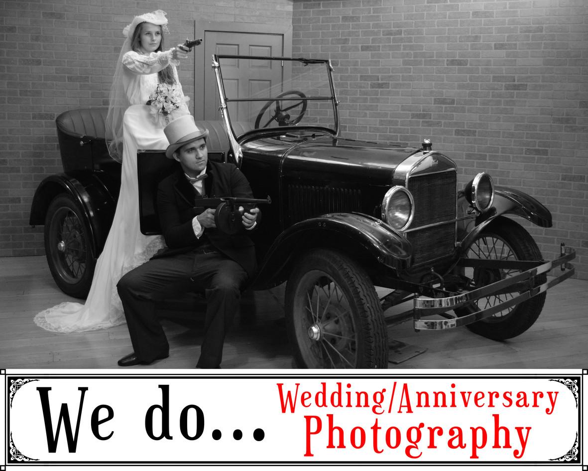 We Do Wedding/Anniversary Photography