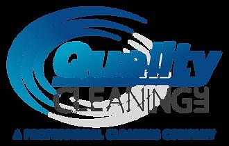 Quality Cleaning Morgantown WV, Logo