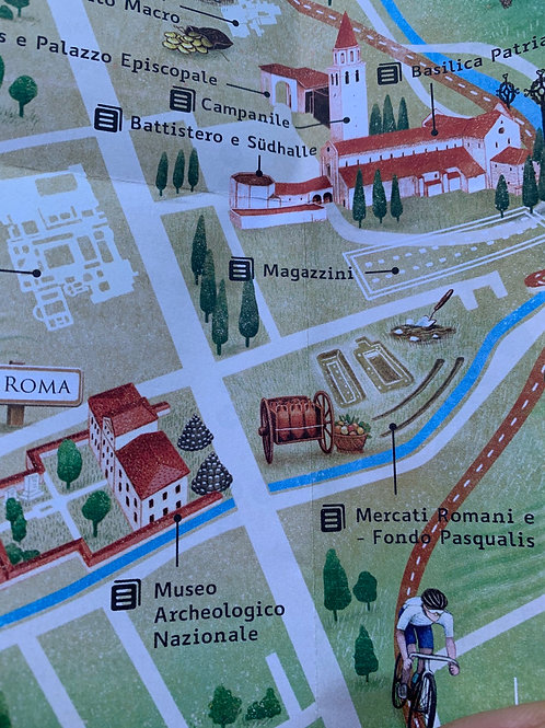 Ancient Roman Trade Route