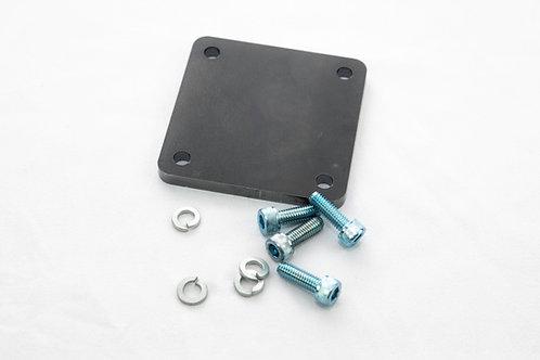 OM617 Hydraulic Pump Block-Off Plate