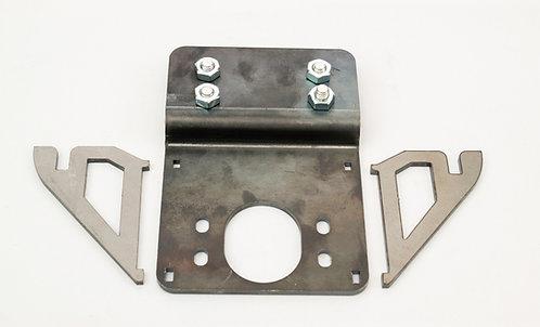 NEW OM617 to R150 Weld-On Tranny Crossmember Bracket (w/ A/C)