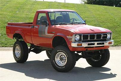 OM617 Diesel Toyota Pickup