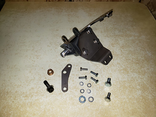 22R-to-OM617 Power Steering and Alternator Bracket