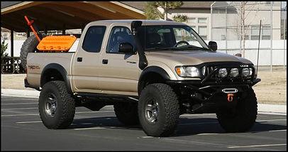 OM617 Diesel Toyota Tacoma