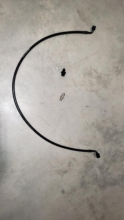 OM617 HE2xx Holset Turbo Oil Feed Line