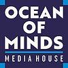 LOGO Ocean of Minds Media House 180 x 18