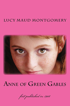 COVER Lucy Maud Montgomery - Anne of Gre