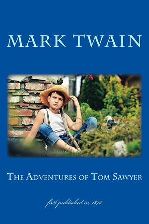 COVER Mark Twain - The Adventures of Tom