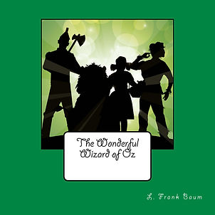 COVER L. Frank Baum - The wonderful wiza