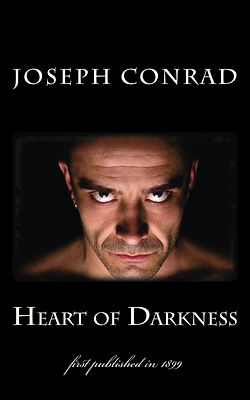 COVER Joseph Conrad - Heart of Darkness.