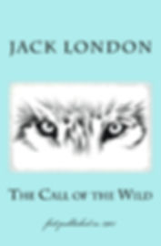 COVER Jack London - The Call of the Wild