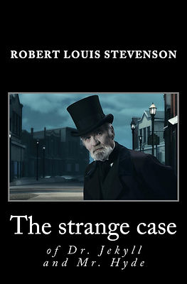 COVER Robert Louis Stevenson - The stran