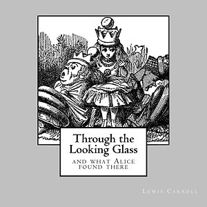 COVER Lewis Carroll - Through the Lookin