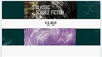 screenshot Classic Science Fiction H.G.