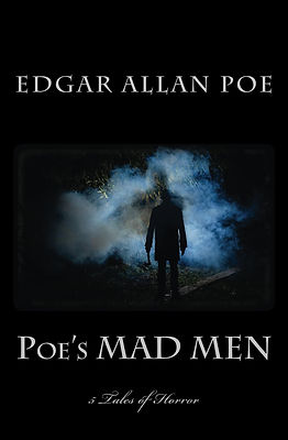 COVER Edgar Allan Poe - Poe's MAD MEN ..