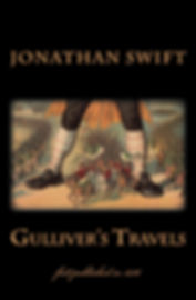 COVER Jonathan Swift - Gulliver's Travel