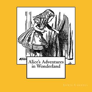Cover - Lewis Carroll - Alice's Adventur