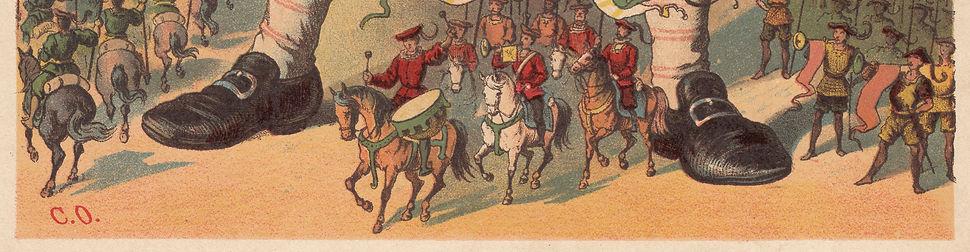 Jonathan Swift - Gullivers Travels STRIP
