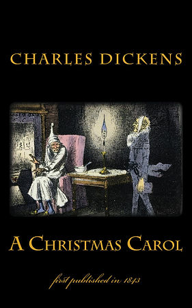 COVER Charles Dickens - A Christmas Caro