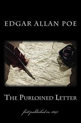 COVER Edgar Allan Poe - C. Auguste Dupin
