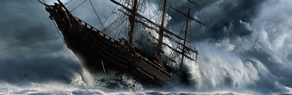 Jack London - The Sea Wolf stripe 23cm x