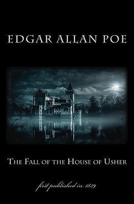 COVER Edgar Allan Poe - The Fall of the