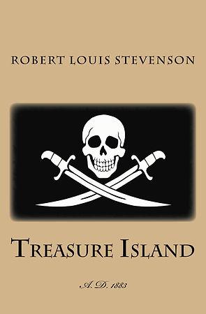 COVER Robert Louis Stevenson - Trasure I