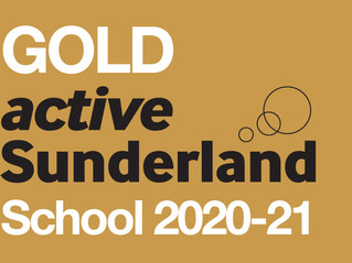 The Great Active Sunderland School Charter