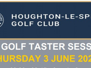 Free Golf Taster Sessions!