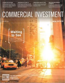 CCIM Mag Cover