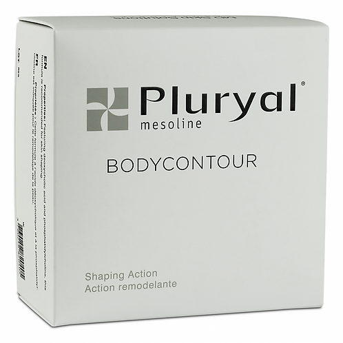 Pluryal Mesoline Bodycontour (10x5ml vials)