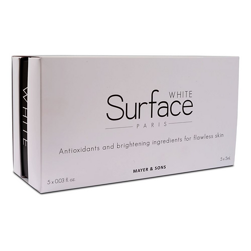 Surface Paris White with Meso (5) (5 vials)