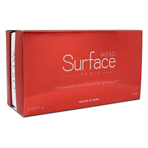Surface Paris Meso with Roller (5) (5 vials)